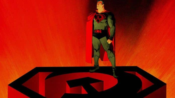Red Son Superman Elseworlds