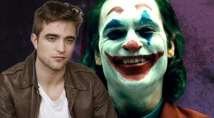 Robert Pattinson Batman Joker crossover movie