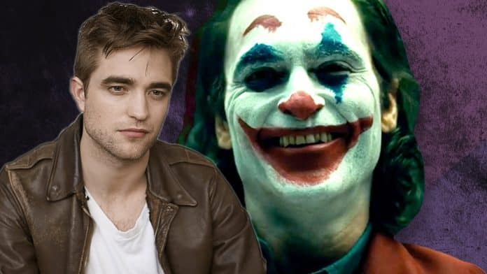 Robert Pattinson Batman Joker crossover movie