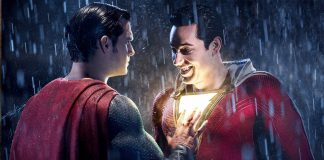 Shazam and Superman