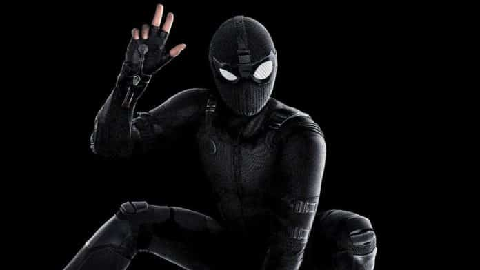 Spider-Man Far From Home Night Monkey