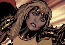 Thena The Eternals