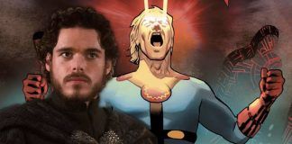 Eternals Richard Madden