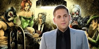 Jonah Hill Batman villain