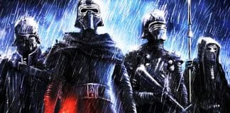 Knights of Ren with Kylo