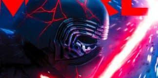 Star Wars 9 Kylo Ren Empire Magazine Cover