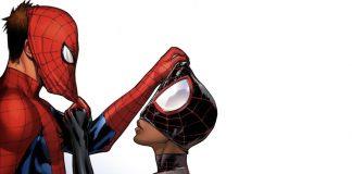 Spider-Man Miles Morales Peter Parker