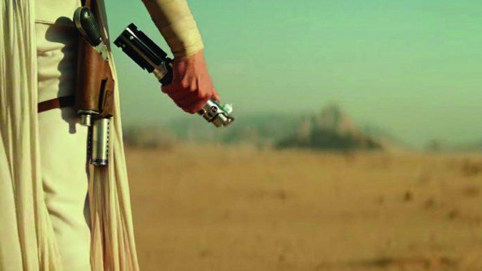 Star Wars 9 Lightsaber
