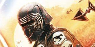 Star Wars Rise of Skywalker Kylo Ren