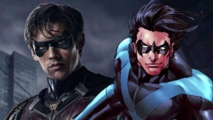 DC Titans Nightwing