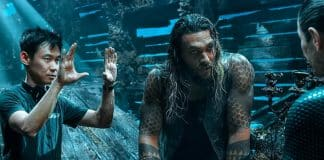 Aquaman Set Photo James Wan