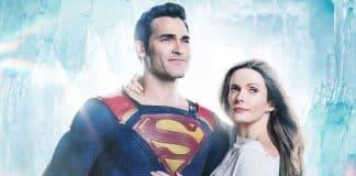 Arrowverse Superman Tyler Hoechlin Lois Lane Elizabeth Tulloch