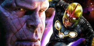 Avengers Infinity War Nova