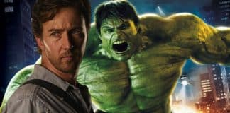 Edward Norton The Incredible Hulk