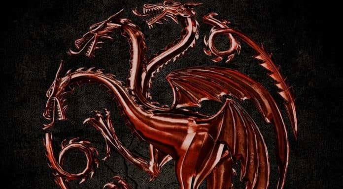Game of Thrones House of the Dragons logo