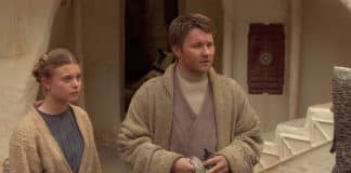 Joel Edgerton as Owen Lars in Attack of the Clones