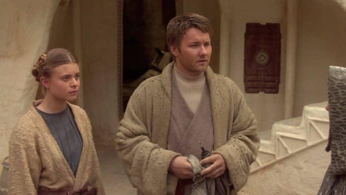 Joel Edgerton as Owen Lars in Attack of the Clones