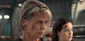 Linda Hamilton Terminator Dark Fate