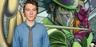 Paul Dano The Riddler