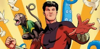 Shang Chi Working Title