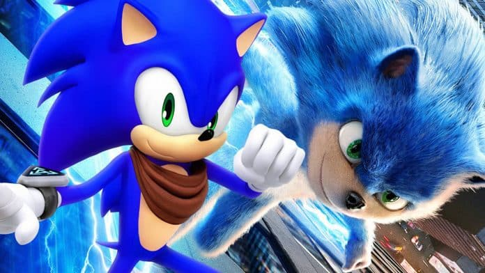 Sonic the Hedgehog Redesign