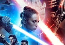 Star Wars 9 Rise of Skywalker poster