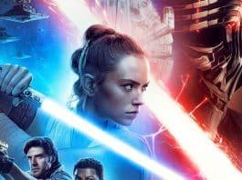 Star Wars 9 Rise of Skywalker poster