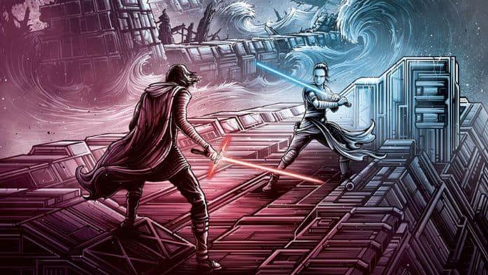 Star Wars IMAX poster
