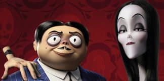 The Addams Family 2019 Gomez and Morticia