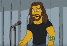 The Simpsons Jason Momoa