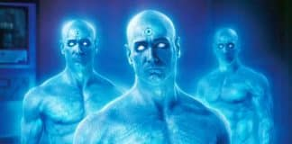 Watchmen Dr. Manhattan