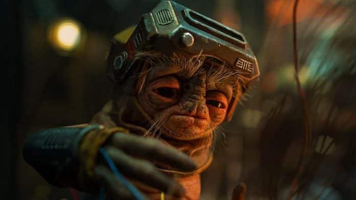 Star Wars 9 Babu Frik