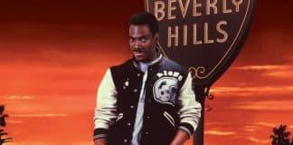 Beverly Hills Cop Eddie Murphy