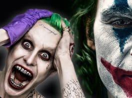 Jared Leto Joaquin Phoenix Joker