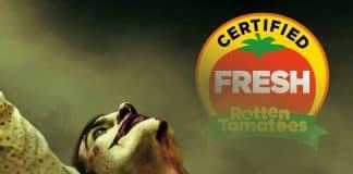 Joker Rotten Tomatoes score