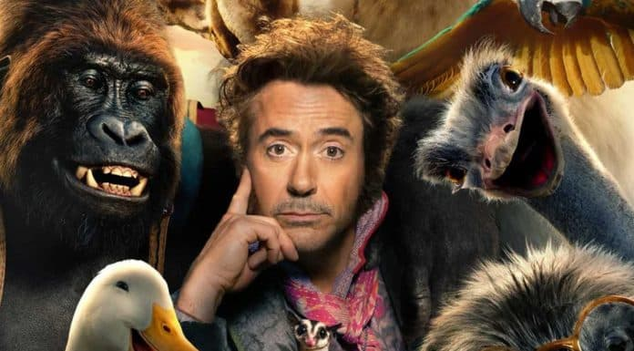 Robert Downey Jr. Doctor Dolittle