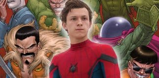 Sinister Six Movie