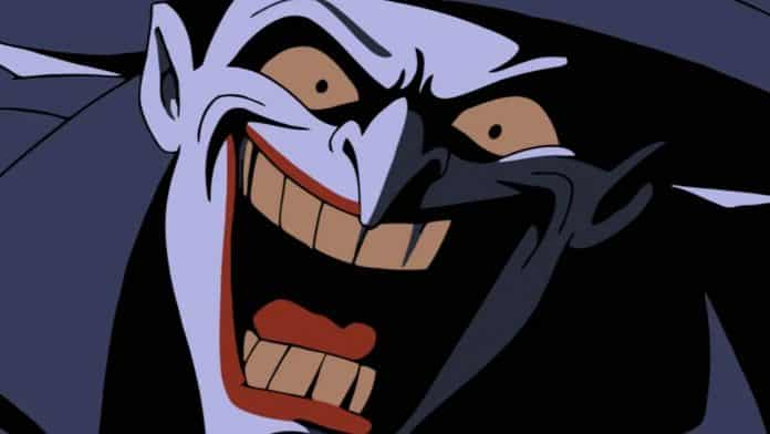 The Joker Batman the Animated Series