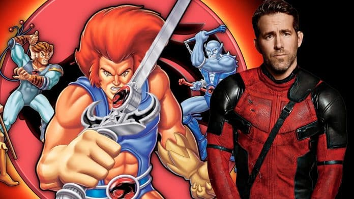 Thundercats Ryan Reynolds