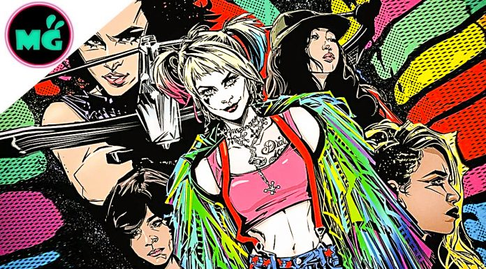 Birds of Prey comic characters