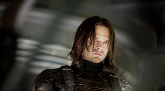 Buck Barnes in The Winter Soldier