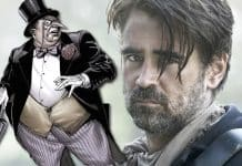 Colin Farrell The Penguin