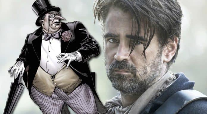 Colin Farrell The Penguin
