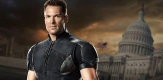Daniel Cudmaore as Colossus in X-Men