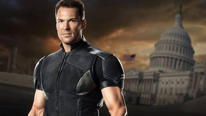 Daniel Cudmaore as Colossus in X-Men
