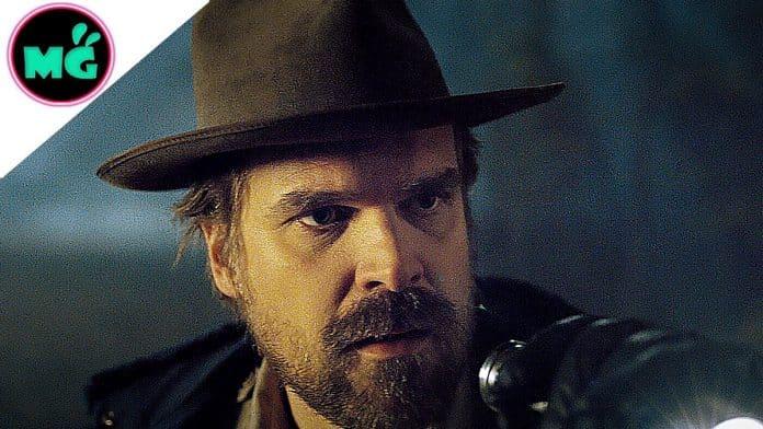 David Harbour as Chief Hopper