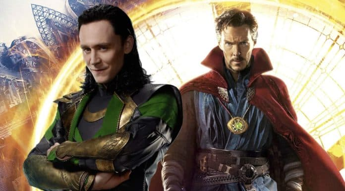 Doctor Strange and Loki