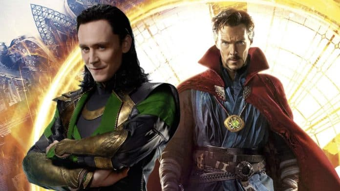 Doctor Strange and Loki