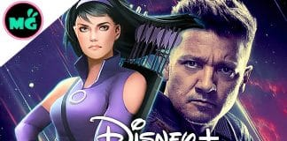 Hawkeye Disney+ Series