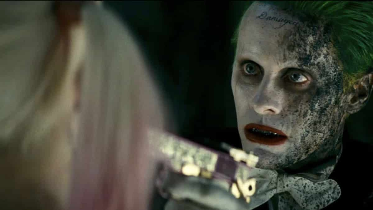 Jared Leto Unseen footage